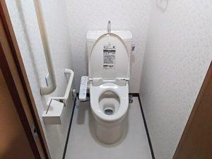 幸田町トイレリフォーム工事口コミ人気店有限会社アンシンサービス24